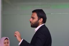 Sohaib Qamar Sheikh (Chair, IEEE Pree-University Programs and TISP Overview) 2