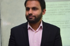 Sohaib Qamar Sheikh (Chair, IEEE Pree-University Programs and TISP Overview)