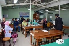 Workshop FTKI Training volunteer (Teacher in Service) 3