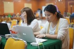 Suasana saat workshop berlangsung (2)