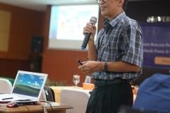 Ketua Prodi Biologi Sekolah Pascasarjana Dr. Tatang Mitra Setia, M.Si