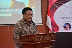 Sambutan  Dekan Fakultas Hukum, Prof. Dr. Basuki Rekso Wibowo, S.H., M.S.