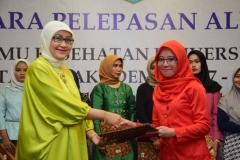 Yudisium Fakultas Ilmu Kesehatan Tahun Akademik 2017-2018 (14)