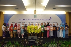 Yudisium Fakultas Ilmu Kesehatan Tahun Akademik 2017-2018 (15)