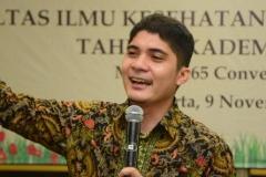 Yudisium Fakultas Ilmu Kesehatan Tahun Akademik 2017-2018 (19)