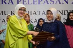 Yudisium Fakultas Ilmu Kesehatan Tahun Akademik 2017-2018 (8)