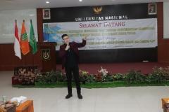Narasumber Ryan Ankawijaya
