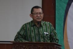 Dekan FEB UNAS, Dr. Suryono Efendi, S.E,. M.M.