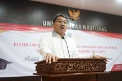 Rektor Universitas Muhammadiyah Jakarta Prof. Dr. Syaiful Bahri S.H., M.H.