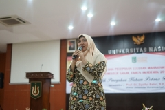 Wakil Dekan Ummu Salamah, S.Ag., M.A.