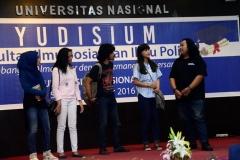 UNAS_Yudisium FISIP 8