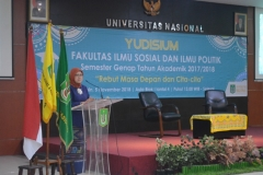 Yudisium FISIP Semester Genap Tahun Akademik 2017-2018 (2)