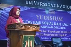 Yudisium FISIP Tahun Akademik 2017-2018 (9)