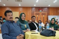Dosen-dosen Fakultas Ilmu Sosial dan Ilmu Politik