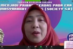 Sambutan Dekan FTKI, Dr. Septi Andryana, S.Kom., MMSI.