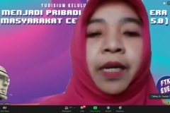 Sambutan Wakil Dekan FTKI, Dr. Fauziyah, S.Kom., MMSI.