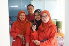 Dosen dan staff dilingkungan Fakultas Teknik dan Sains
