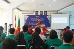 "Yudisium Fakultas Teknik dan Sains ""Peran Sarjana Teknik Dalam Menghadapi Tantangan Industri 4.0"""