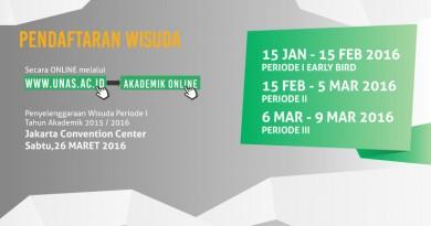 {:id}Pendaftaran Wisuda Periode I Ganjil 2015-2016{:}{:en}Graduation Enrollment Period I Odd 2015-2016{:}