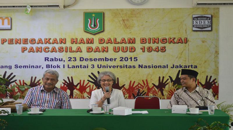{:id}Seminar P4M, Angkat HAM dan Toleransi Agama{:}{:en}P4M Seminar, Discuss Human rights and Religious Tolerance{:}