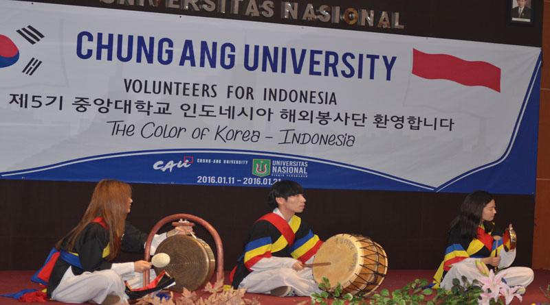 ABA Korea gelar acara kornation