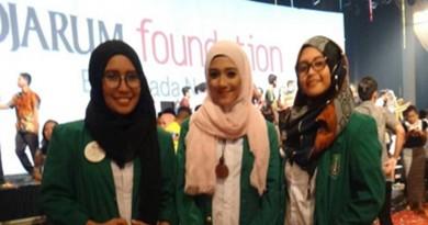 Peraih Beasiswa Djarum Foundation