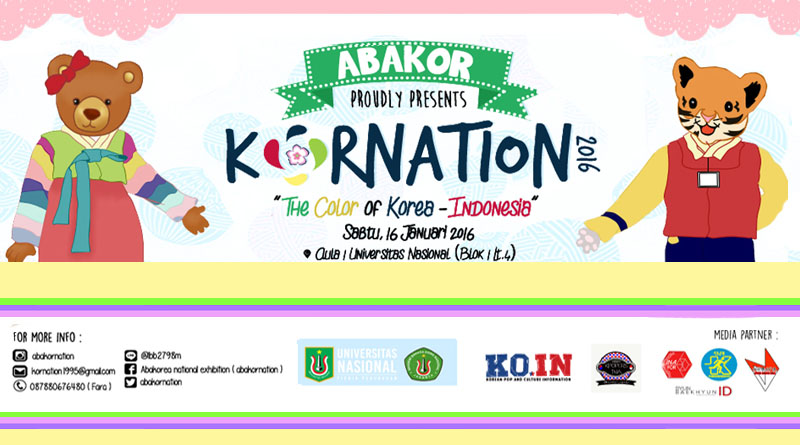 Kornation ABA Korea 2016
