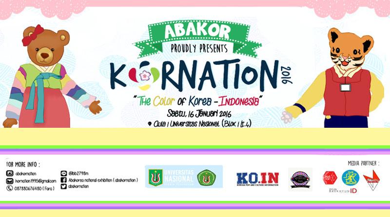 Kornation ABA Korea 2016