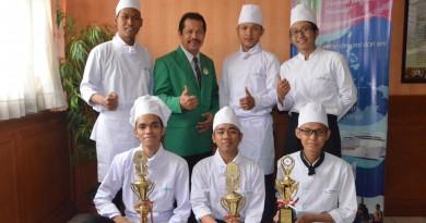Pemenang Tourism School Food Festival