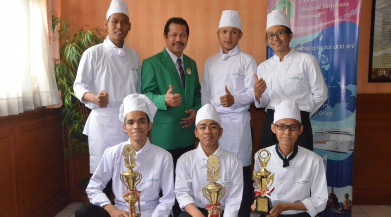 Pemenang Tourism School Food Festival