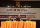 Seminar FTKI: Perkembangan Komputer Vision Dan Multimedia