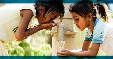 Penandatangan MoU Untuk Kampanye Air, Sanitasi dan Higienitas