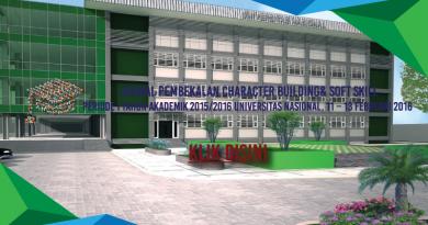 Jadwal Character Building Februari 2016