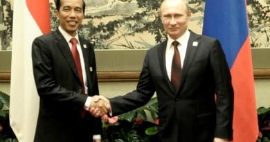 Pertemuan Rusia-ASEAN