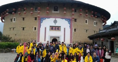 Kunjungi China, Mahasiswa UNAS Ikut Winter Camp
