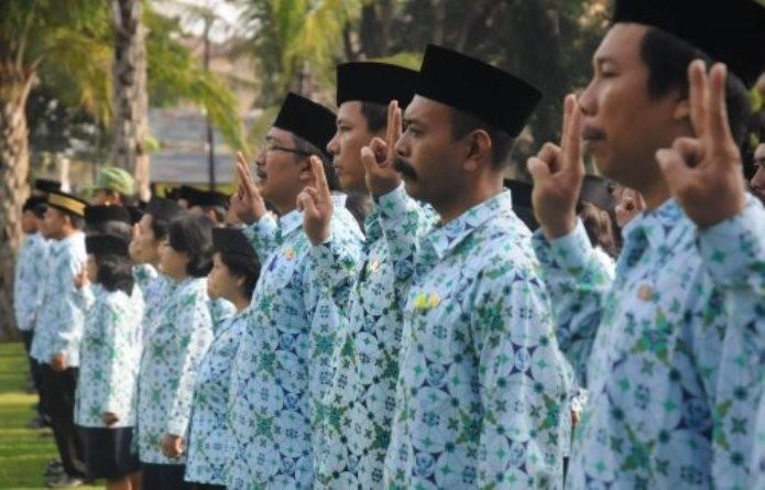 Pemerintah Buka Lowongan 3.500 Guru PNS