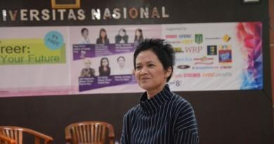 Fakultas Sastra dan komunitas CeweQuat Motivasi Mahasiswa Siap Kerja