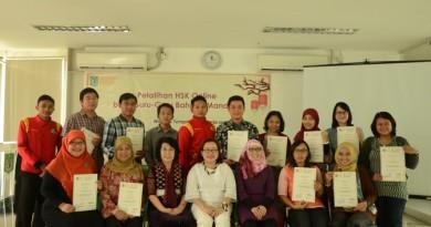 Pelatihan HSK Online, Pertama Di Indonesia
