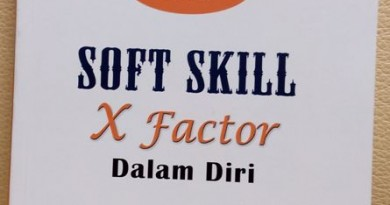 Bedah Buku Soft Skill Salleh Aman