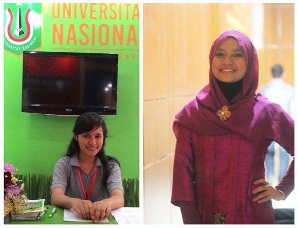 UNAS Promotion Team Jadi Mahasiswa Terbaik