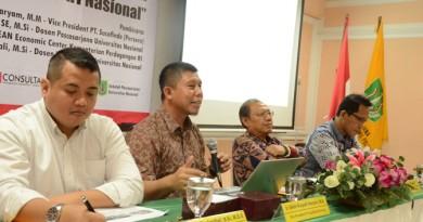 Diskusi Publik Bahas Kebijakan Ekonomi Indonesia