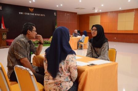 Seleksi UNAS Promotion Team Batch 10