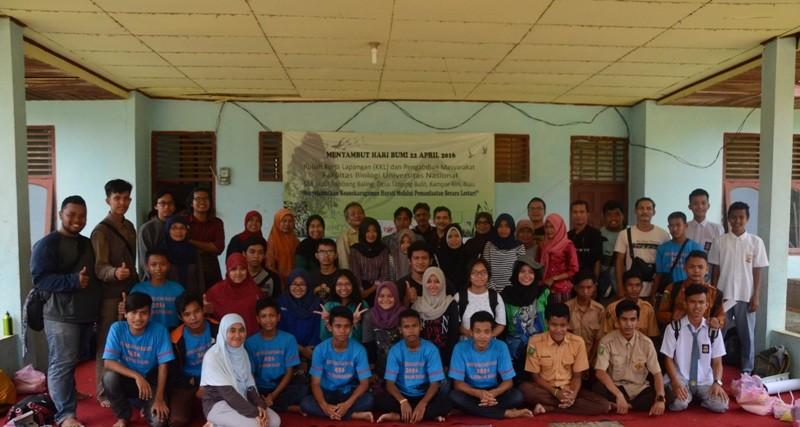 KKL Mahasiswa Biologi di Rimbang Baling Riau