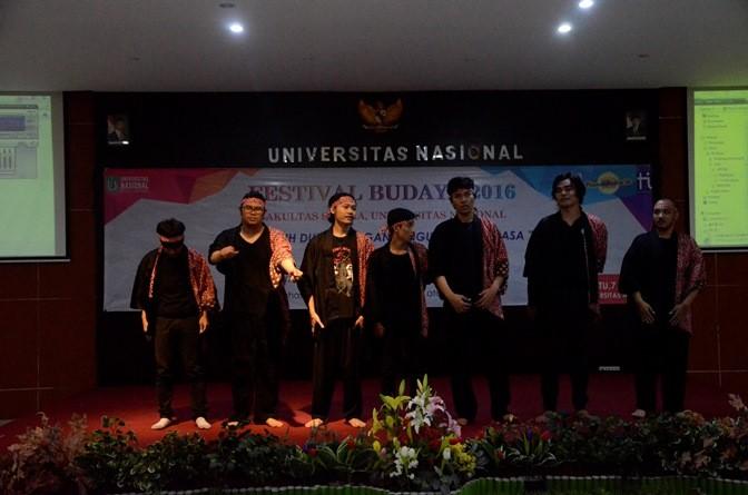 Fakultas Sastra Gelar Festival Budaya Empat Negara 'Rengkuh Dunia dengan Penguasaan Bahasa'