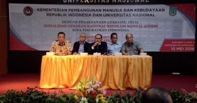 PUDARNYA KARAKTER MANUSIA INDONESIA