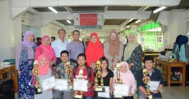 570 Mahasiswa Berlomba Dalam Bazaar Wirausaha