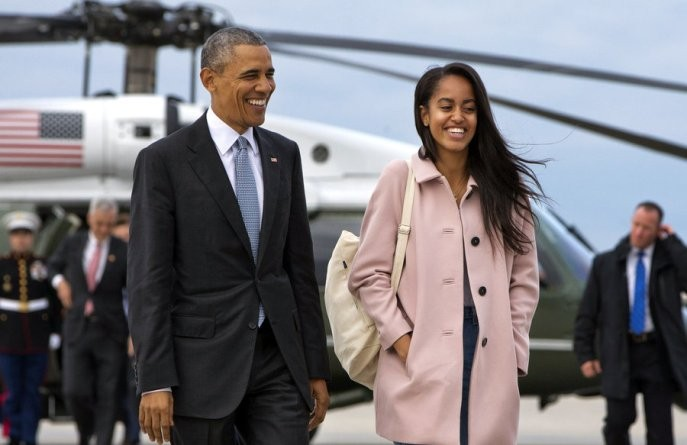 Ikuti Jejak Orang Tuanya, Putri Sulung Obama Pilih Harvard