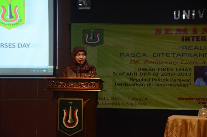 Seminar Internasional Nurses Day Bahas UU Keperawatan