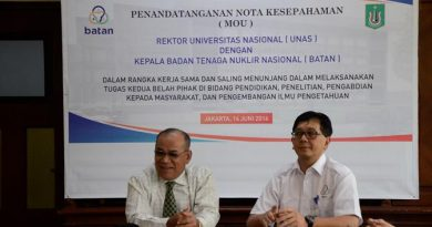 Kuliah Umum 'Suistanable Energy For The Bright Future'