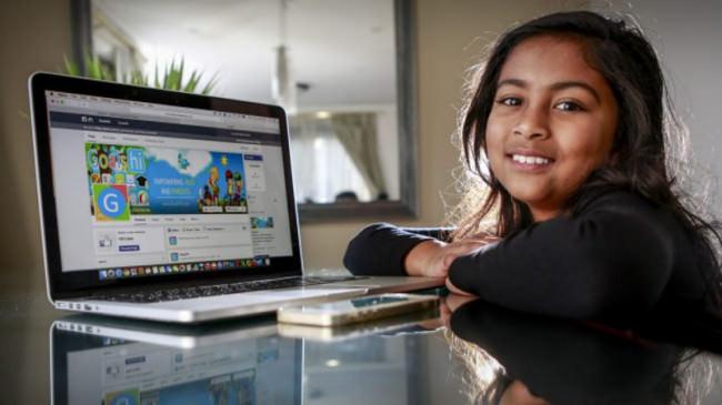 Bocah 9 Tahun Jadi Pengembang Termuda Apple
